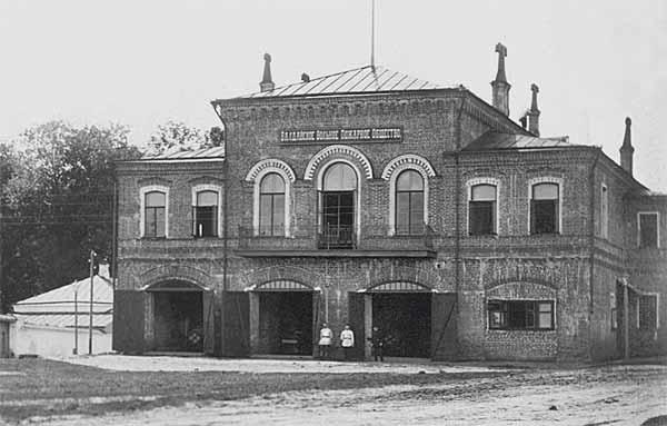 Музей в старину