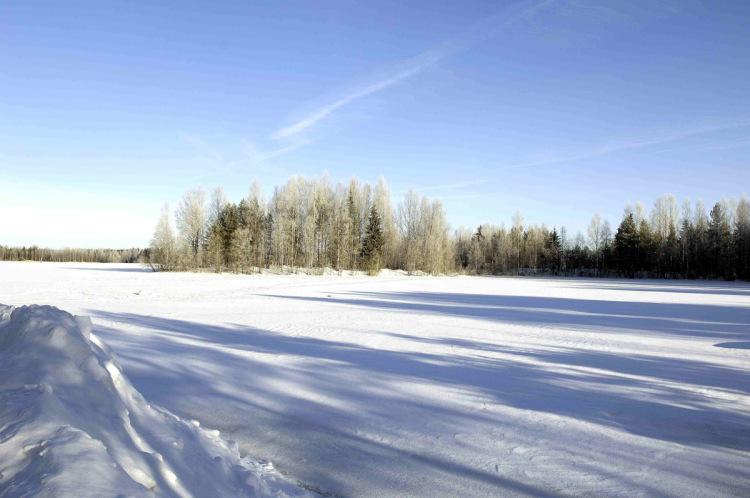 Зимний Валдай