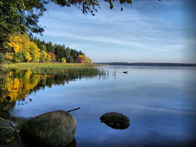 Озеро Валдайское
