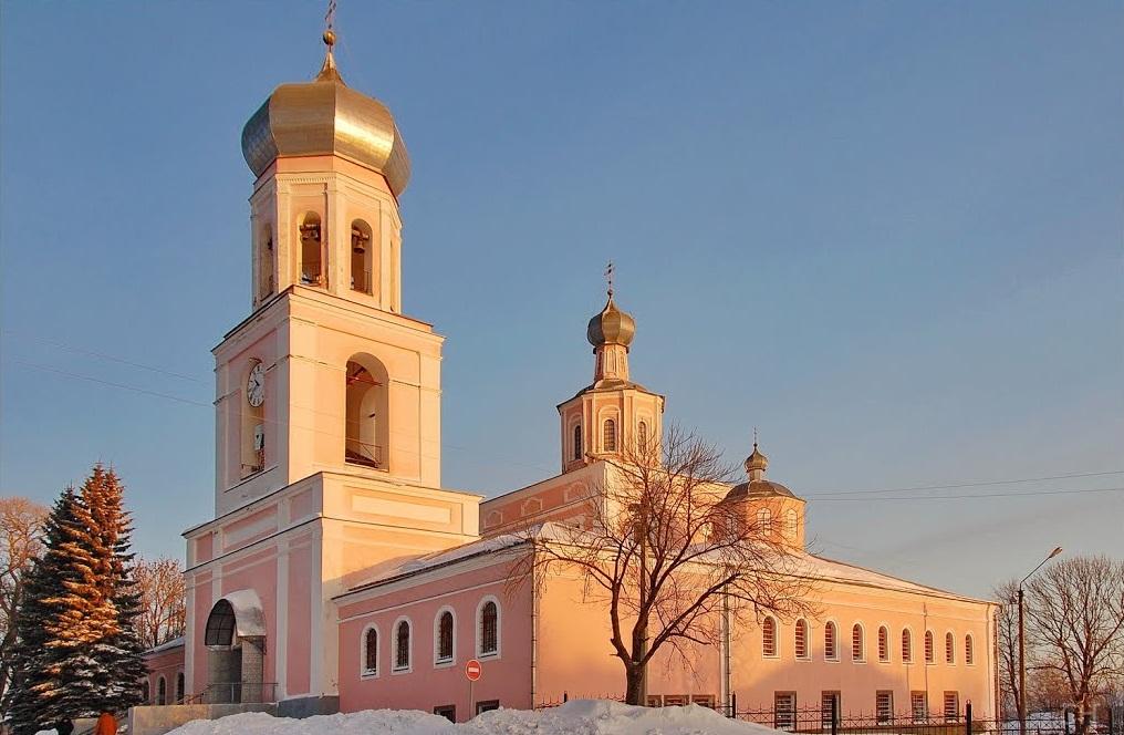 Троицкий собор в Валдае
